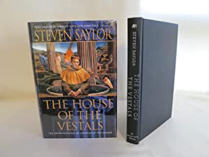 The House of the Vestals: Saylor, Steven