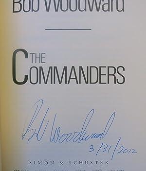 The Commanders: Woodward, Bob