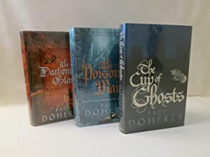 The Mathilde of Westminster Series (3 Volume set) The Cup of Ghosts; Teh Poison Maiden; The ...