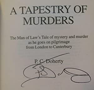 A Tapestry of Murders: Doherty, P.C.
