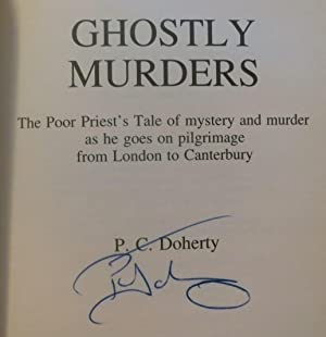 Ghostly Murders: Doherty, P.C.