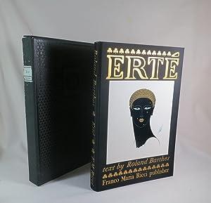 Erte (Romain de Tirtoff): Barthes, Roland (Erte)