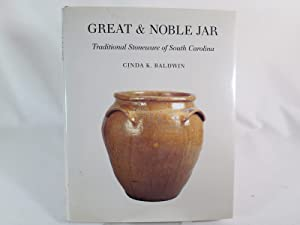Great & Noble Jar Traditional Stoneware of South Carolina