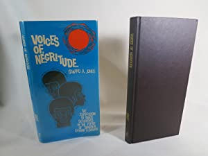 Voices of Negritude The Expression of Black Experience in thew Poetry of Senghor Cesaire & Damas