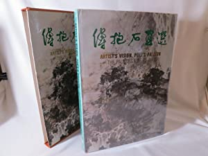 Artist's Vision, Poet's Passion The Paintings of Fu Baoshi