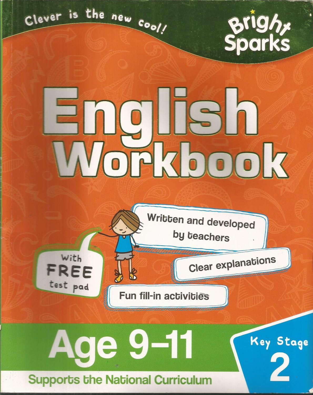Workbooks key stage 2 workbooks : Bright Sparks English Workbook Age 9-11 Key Stage 2 by Filipek ...