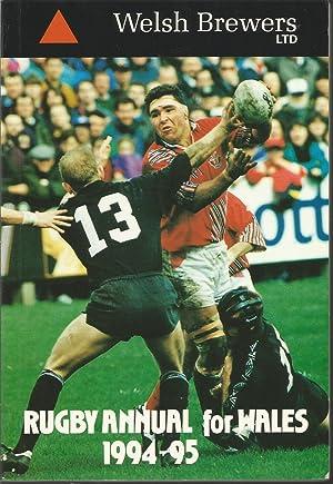 Rugby Annual for Wales 1994-95: Owen, Arwyn