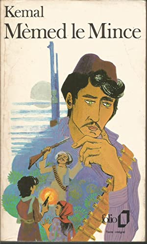 Memed Le Mince (Folio) (French Edition): Kemal, Yachar