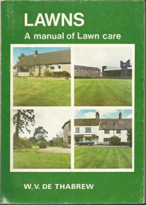 Lawns: A Manual of Lawn Care