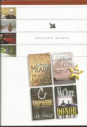 The Sands of Sakkara; The Snow Falcon;: McClure, Ken; Child,