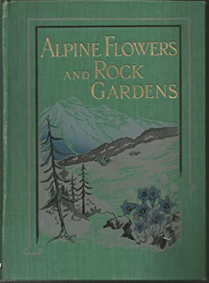 Alpine Flowers and Rock Gardens