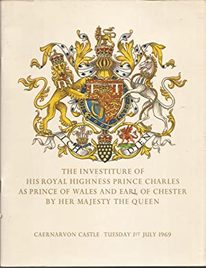 The Investiture of His Royal Highness Prince: Various