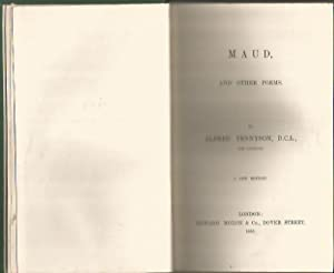 MAUD AND OTHER POEMS