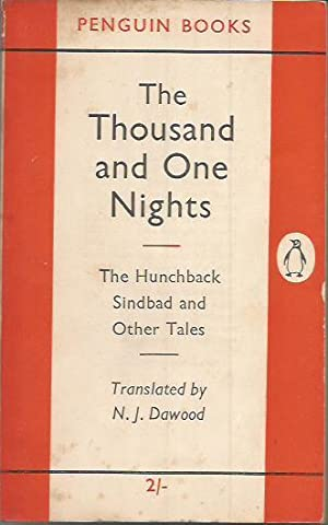 The Thousand And One Nights. The Hunchback Sindbad And Other Tales. Penguin Fiction No 1001