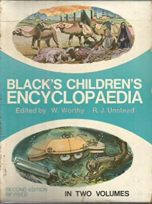 Black's Children's Encyclopaedia in Two Volumes
