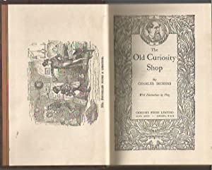 The Old Curiosity Shop and Uncommercial Traveller: Dickens, Charles