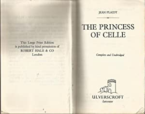 The Princess of Celle (Shadows of the: Jean Plaidy