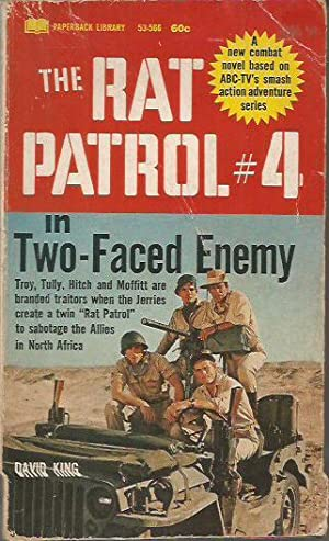 The Rat Patrol #4 in Two-Faced Enemy