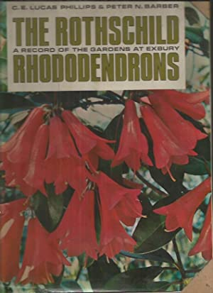 THE ROTHSCHILD RHODODENDRONS, A RECORD OF THE GARDENS AT EXBURY.
