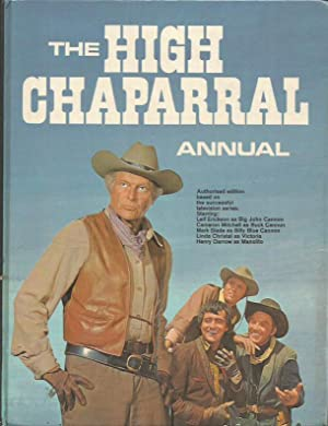 High Chaparral Annual 1969