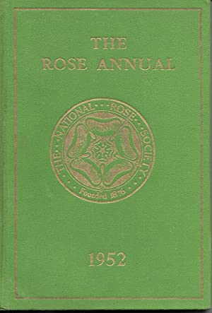 The Rose Annual 1952