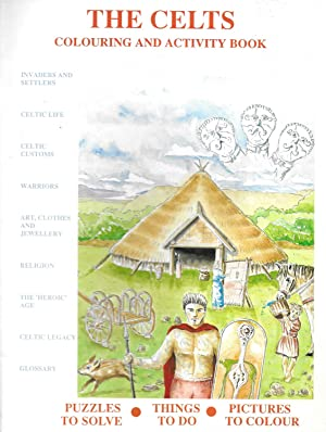 The Celts Colouring and Activity Book