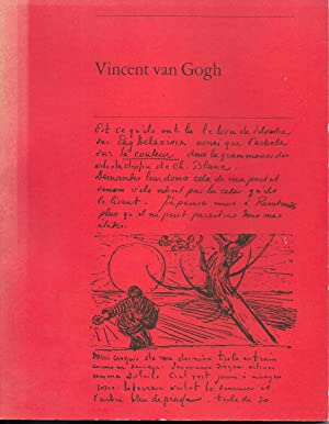Van Gogh. Paintings and Drawings. A Choice from the Collection of the Van Gogh Foundation