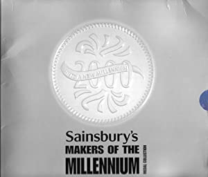 Sainsbury's Makers of the Millennium Medal Collection