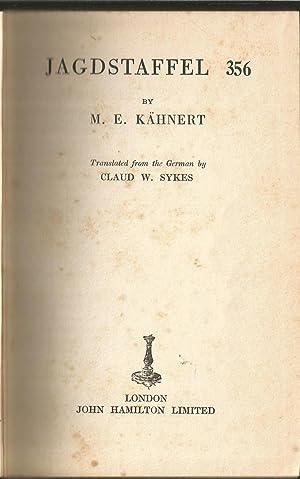 Jagdstaffel 356: Kahnert, M.E.; Sykes,