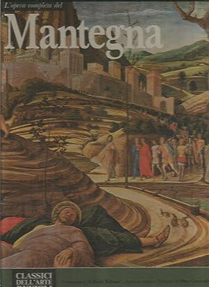 L'opera completa del Mantegna: MANTEGNA - Bellonci