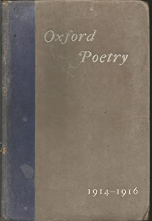 Oxford Poetry 1914 - 1916