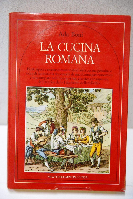 La cucina romana nuovo newton studio prestifilippo for La cucina romana