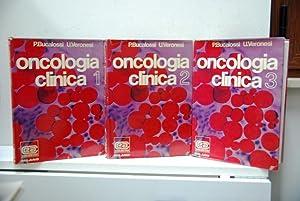 Oncologia Clinica in 3 volumi completi