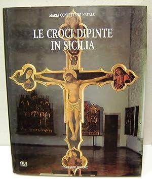 Le croci dipinte in Sicilia