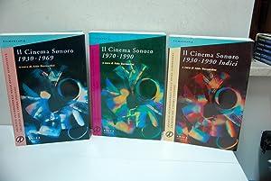 Il cinema sonoro in 3 volumi completi