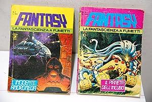 la fantascienza a fumetti n. 7 e