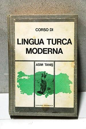 corso di lingua turca moderna: asim tanis