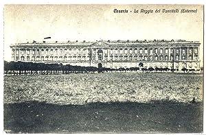 Caserta - La Reggia di Vanvitelli (esterno).