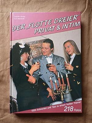 CURIOSA erotica / DER FLOTTE DREIER PRIVAT: Curt Marasotti