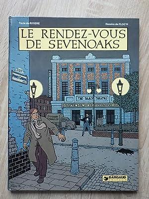 albany tome 3 le rendez vous de sevenoaks