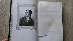DERNIERS CHANTS Poèmes et Ballades sur l'Italie: Casimir Delavigne