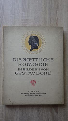 Die Goettliche Komoedie (La Divine Comédie): Dante