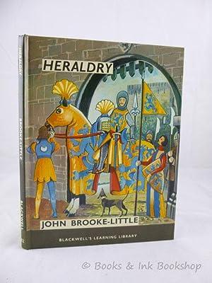 Heraldry (Blackwell's Learning Library, No. 82): Brooke-Little, John ;