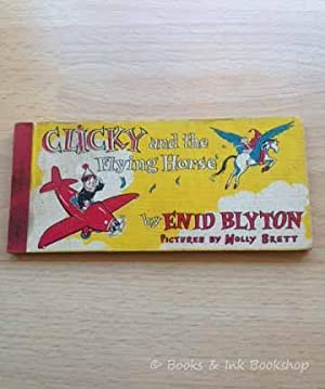 Clicky and the Flying Horse - an Enid Blyton Strip Book