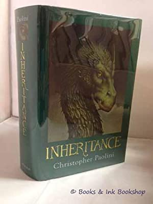 Inheritance, or The Vault of Souls (Inheritance, Book Four)