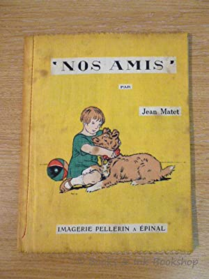 Nos Amis [Cloth / Rag Book]