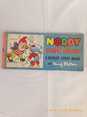 Noddy and the Snow House AND Noddy is Nearly Tricked - A Noddy Strip Book [2 stories in one Noddy...
