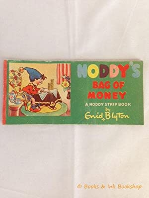 Noddy's Bag of Money AND Noddy is a Great Help - A Noddy Strip Book [2 stories in one strip book]