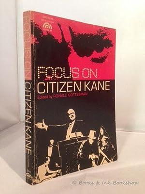 Focus on Citizen Kane: Gottesman, Ronald (edited