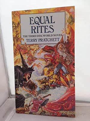 Equal Rites [INSCRIBED & SIGNED by the AUTHOR]